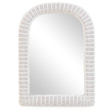 Wicker Mirror Cotton 3708
