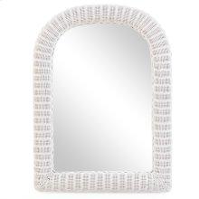 Wicker Mirror Cotton 3708