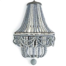 Malibu Sconce (weathered Blue)