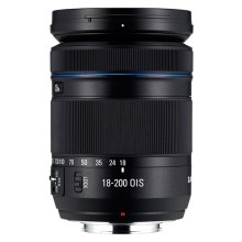 18-200mm Lens Multi-Purpose Lens
