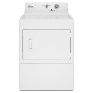 WhirlpoolWhirlpool(R) Commercial Gas Super-Capacity Dryer, Non-Coin - White
