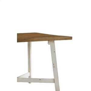 Counter Height Table, W/ 4 Stools