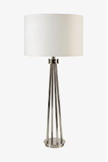 Washington Counter Mounted Light with Fabric Shade STYLE: WSLT01