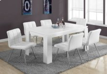 "DINING TABLE - 36""X 60"" / WHITE"