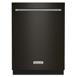 KitchenAid44 dBA Dishwasher with FreeFlex™ Third Rack and LED Interior Lighting - Black Stainless Steel with PrintShield™ Finish