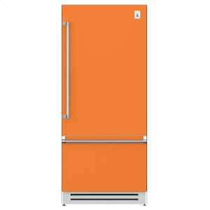 "Hestan36"" Bottom Mount, Bottom Compressor Refrigerator - KRB Series - Citra"