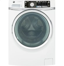 GE® ENERGY STAR® 4.8 DOE cu. ft. capacity Front Load washer