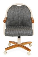 Chair Base: Wide (medium & sand) Product Image