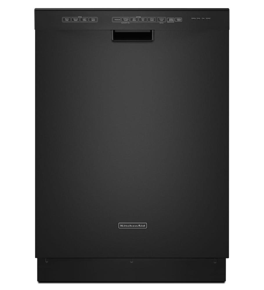 Kitchenaid Whisper Quiet Dishwasher: KUDS30IXBL Kitchenaid