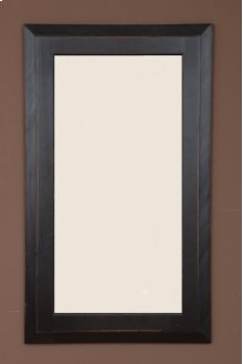 "#282 Hampton Mirror 36""hx28.5""w"