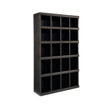 Chimney Classroom Cubby Bookcase