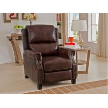 Push Back Recliner in Carson-Brown