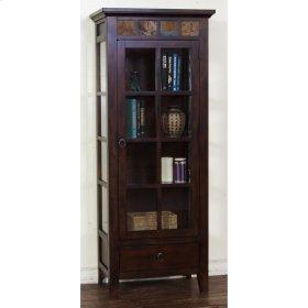Santa Fe Curio Cabinet