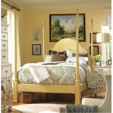 Cape Porpoise Bed-Queen