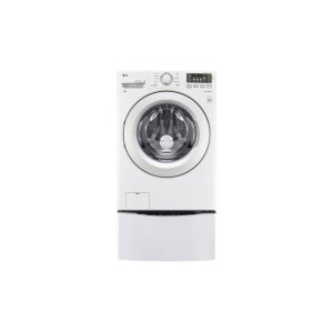 LG Appliances4.3 cu. ft. Ultra Large Capacity Front Load Washer with ColdWash Technology