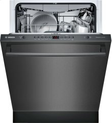 "Ascenta® 24"" Bar Handle Dishwasher SHXM4AY54N Black Stainless Steel"