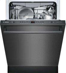 "Ascenta® 24"" Bar Handle Dishwasher SHXM4AY54N Black Stainless Steel"