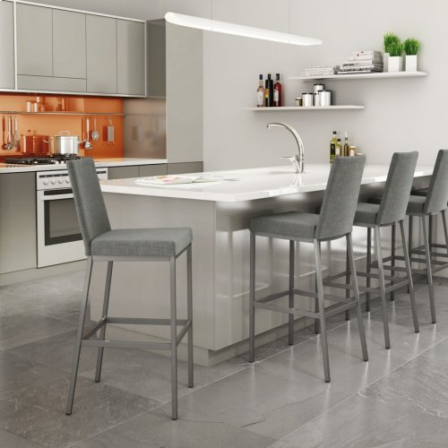 Linea Non Swivel Stool