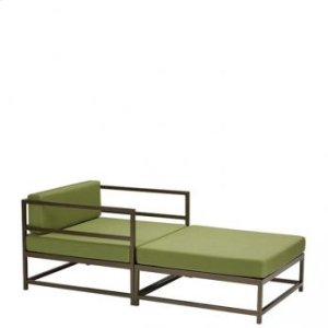 "Cabana Club Cushion Arm Chair (15"" Seat Height)"