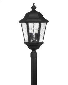 Edgewater Extra Large Post or Pier Mount Lantern
