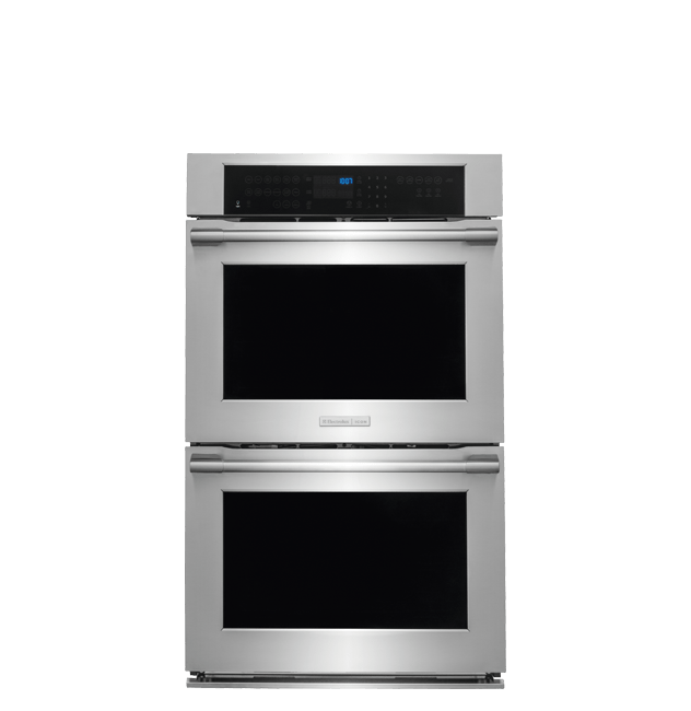 e30ew85pps in stainless steel by electrolux icon in largo, fl  electrolux icon® 30'' electric double wall oven