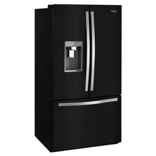 WHIRLPOOL Whirlpool(r) 36 Inch Wide French Door Refrigerator With Infinity  Slide Shelf