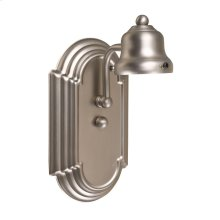 1 Light Arch Arm Wall Sconce