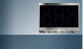 """Electrolux ICON™ 36"""" Slide-in Electric Cooktop"""