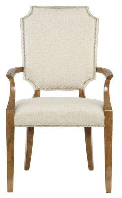 Soho Luxe Arm Chair in Soho Luxe Dark Caramel (368)