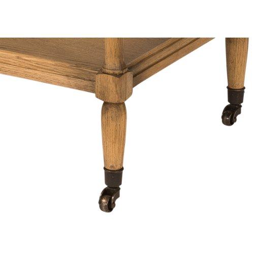 Cortina Table On Wheels