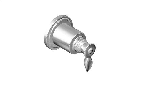 Topaz M-Series 3-Way Diverter Valve Trim with Handle