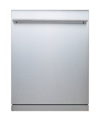 """24"""" (60cm) wide stainless steel tall tub dishwasher"""