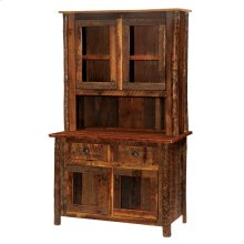 "Buffet & Hutch - 48"" Antique Oak Top"