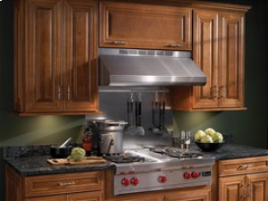 """SAVE BIG! BOXED OVERSTOCKED 48"""" 1200 CFM Internal Blower Stainless Steel PROFESSIONAL style under cabinet Range Hood"""