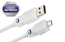 High Performance Micro USB - High Speed - Essentials - 0.5 feet / A to Micro B