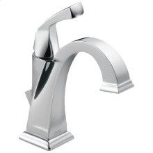 Chrome Single Handle Lavatory Faucet