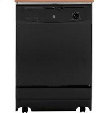GE® ENERGY STAR® Convertible/Portable Dishwasher