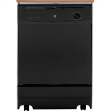 GE® ENERGY STAR® Convertible/Portable Dishwasher