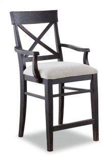Homestead Arm Counter Chair