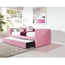 Brown Daybed Hb/fb, 3/3