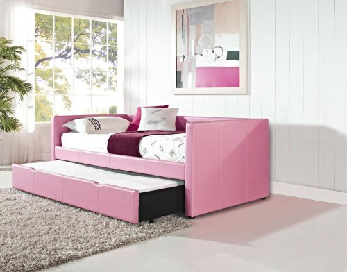 Lavender Daybed with Trundle Box