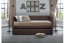 Daybed with Trundle, Chocolate