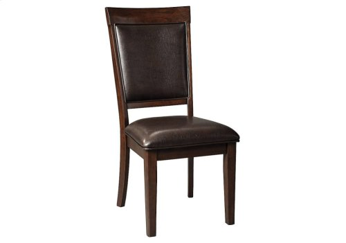 RED HOT BUY- BE HAPPY ! Dining UPH Side Chair (2/CN)