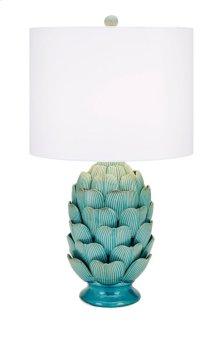 Unocha Dimensional Ceramic Table Lamp