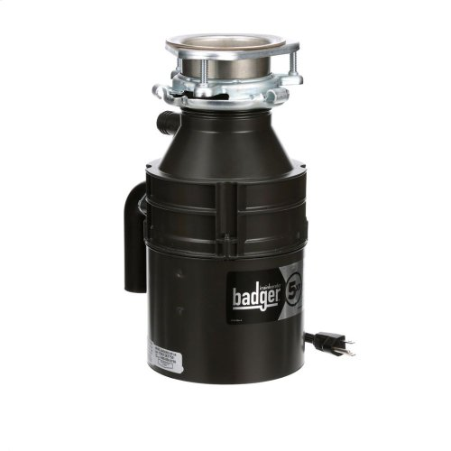Badger 5XP Garbage Disposal, 3/4 HP