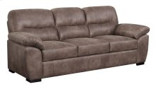 Nelson - Sofa Almond Brown