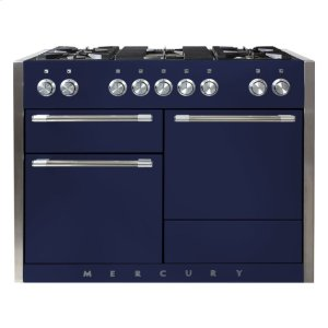 Midnight Sky AGA Mercury Dual Fuel Range  AGA Ranges - MIDNIGHT SKY