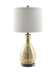 Maddi Mercury Glass Table Lamp