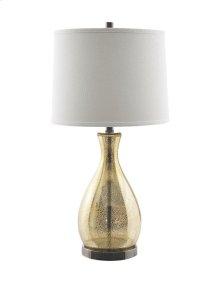 Maddi Mercury Glass Table Lamp