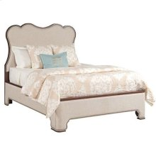 Hadleigh Uph King Bed - Complete